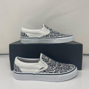 Vans Snake Print Skate Low sneakers